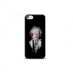 iPhone 5S albert Siyah Koleksiyon Telefon Kılıfı Y-SYHKLF049