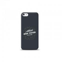 iPhone 5S allah bize yeter tasarımlı Telefon kılıfı Y-KLFİS0201