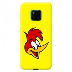 huawei Mate 20 Pro Ağaç Kakan woody Sarı koleksiyon telefon kılıfı Y-SRKLF167