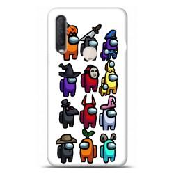 Alcatel 1S 2020 Among Us Tasarımlı Telefon Kılıfı Y-AMGS016