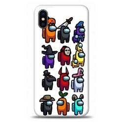 iphone Xs Among Us Tasarımlı Telefon Kılıfı Y-AMGS016