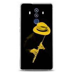 huawei Mate 10 Pro Adam Tasarımlı Telefon Kılıfı Y-ADM002
