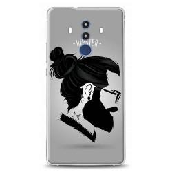 huawei Mate 10 Pro Adam Tasarımlı Telefon Kılıfı Y-ADM003