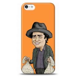 iPhone 5S Zeki Alasya Tasarımlı Telefon Kılıfı Y-YSLC008