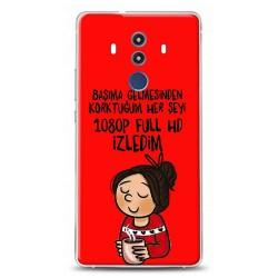 huawei Mate 10 Pro 1080P HD İzledimTelefon Kılıfı Y-KRMKLF348