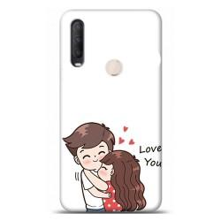 Alcatel 1S 2020 Aşk Tasarımlı Telefon Kılıfı Y-RASK011