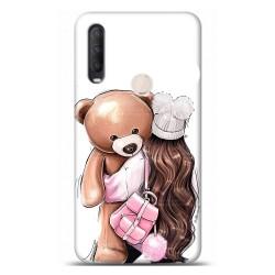 Alcatel 1S 2020 Aşk Tasarımlı Telefon Kılıfı Y-RASK013