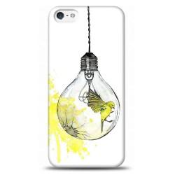 iPhone 5S Ampul Tasarımlı Telefon Kılıfı Y-OZGR004