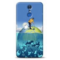 LG Q7 Ampul Tasarımlı Telefon Kılıfı Y-OZGR009