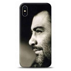 iphone Xs Ahmet Kaya Tasarımlı Telefon Kılıfı Y-KAYA004