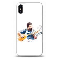 iphone Xs Ahmet Kaya Tasarımlı Telefon Kılıfı Y-KAYA007