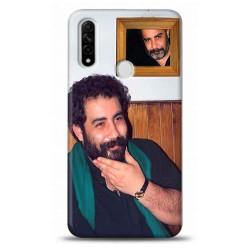 Oppo A31 Ahmet Kaya Tasarımlı Telefon Kılıfı Y-KAYA009