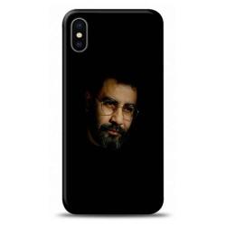iphone Xs Ahmet Kaya Tasarımlı Telefon Kılıfı Y-KAYA011