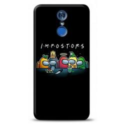 LG Q7 Among Us Tasarımlı Telefon Kılıfı Y-AMGS005