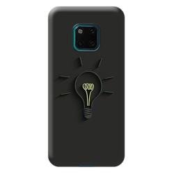 huawei Mate 20 Pro Ampül Tasarımlı Telefon Kılıfı Y-BYN002