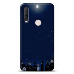 Alcatel 1S 2020 Anime Tasarımlı Telefon Kılıfı Y-ANM008