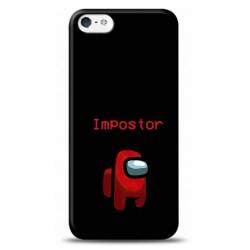iPhone 5S Among Us Tasarımlı Telefon Kılıfı Y-AMGS006