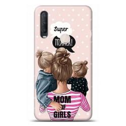 Alcatel 1S 2020 Anne Kız Tasarımlı Telefon Kılıfı Y-MOM001