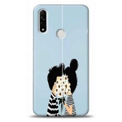 Oppo A31 Aşk Tasarımlı Telefon Kılıfı Y-KNDA017