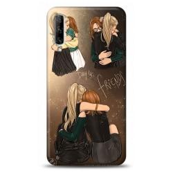 huawei Honor 20 Lite Frıends Tasarımlı Telefon Kılıfı Y-KNDA018