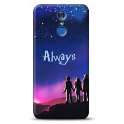 LG Q7 Always Tasarımlı Telefon Kılıfı Y-CZG051