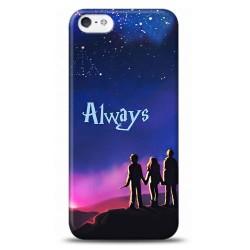 iPhone 5S Always Tasarımlı Telefon Kılıfı Y-CZG051