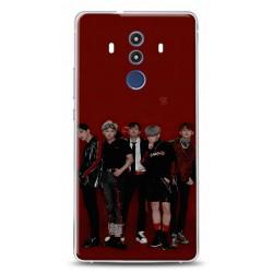 huawei Mate 10 Pro Ace Attorne Tasarımlı Telefon Kılıfı Y-ACE002